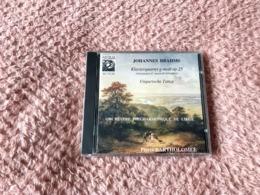 """CD """"Danse Hongroise"""" De Johannes Brahms - Par L´orchestre Philarmonique De Liège Sous La Direction De Pierre Bartholomée - Klassik"""
