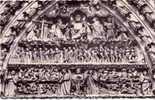80-AMIENS : Portail De La Cathédrale : Le Jugement Dernier - Amiens