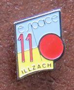 Pin's Espace 110 Illzach (Haut-Rhin) Festival De Bédéciné - Villes