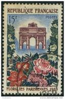 Pays : 189,07 (France : 5e République)  Yvert Et Tellier N° : 1189 (o) - France