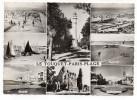 LE  TOUQUET-PARIS-PLAGE--1966--Multivues,cpsm 15 X 10 N° 6 éd Artaud--pas Très Courante-cachet Golf - Le Touquet