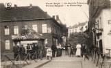 Wervik, Wervicq, Belgisch Tolkantoor, Douane Belge, Feldpostexpedition - Douane