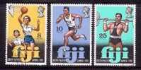 FIJI 1971 CTO Stamps South Pacific Games 292-294 #2903 - Stamps