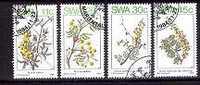SWA 1984 CTO Stamp(s) Spring Flora 562-565 #3243 - Cactusses