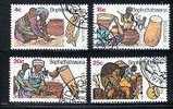 BOP 1979 CTO Stamp(s) Sorghum Beer 37-40 #3280 - Beers