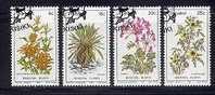 TRANSKEI 1981 CTO Stamp(s) Medicinal Plants 88-91 #3396 - Plants