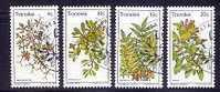 TRANSKEI 1978 CTO Stamp(s) Edible Wild Fruit 41-44 #3383 - Fruits