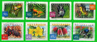 Australia 8 Stamps - Australie