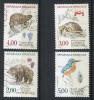 YT 2721 2724 Nature De France 1991