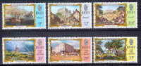 JERSEY 1984 MNH Stamp(s) Paintings 334-339 #4267 - Art