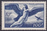 "France - N° PA 18 * Poste Aérienne - Série Mythologique "" Egine Enlevée "" - 1927-1959 Mint/hinged"