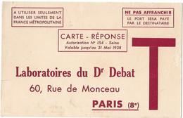 Laboratoire Du Dr Debat Dragées Inorenol - Publicidad