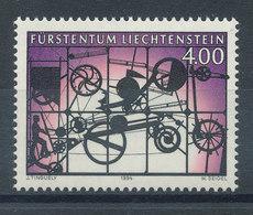 Liechtenstein N°1025** Tinguely - Unused Stamps