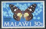 MALAWI 1973 MNH Stamps Butterflies Error 198 #4553 - Butterflies