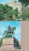 POSTCARD USSR MOLDOVA KISHINEV HISTORIC MUSEUM - Moldavie