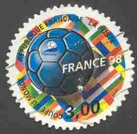 Pays : 189,07 (France : 5e République)  Yvert Et Tellier N° : 3140 (o) - Gebraucht
