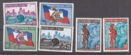 PGL - N°420/22+AIRMAIL ** - Haiti