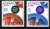 Spanje / Espagne / Spain 1448/49 XX-MNH-Neuf / Cote 0,60 - 1931-Aujourd'hui: II. République - ....Juan Carlos I