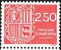 Armoiries 2,50 De Carnet 1991
