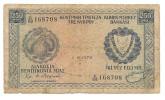 CHYPRE / CYPRUS  - 250 MIL 1979 - Cyprus