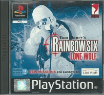 ** JEU PS1 RAINBOW SIX LONE WOLF BON ETAT - Sony PlayStation