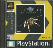 ** JEU PS1 FIRESTORM THUNDERHAWK 2 BON ETAT - Sony PlayStation