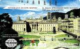 COLOMBIA $3000 PALACE BOGOTA 1ST TAMURA CARD COL-MT-01 SCARCE !!! READ DESCRIPTION !! - Colombia