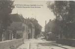 21, Cote D´Or, PONTAILLER Sur SAONE, Grande Rue Prise Pont St Jean, Scan Recto-Verso - France