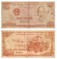 Billets - VIET-NAM, LOT DE  BILLETS De 200, 1000, 2000 Et 10000 DONG - Vietnam