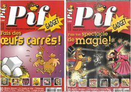 VENDS PIF GADGET N°01-02-03 Et 04 - [V2] - Pif Gadget