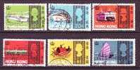 Hong Kong  239-44   (o)  SEACRAFTS  SHIPS - Hong Kong (...-1997)