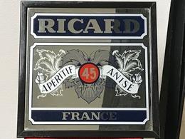 """Miroir """"RICARD"""" - Spiegel"""