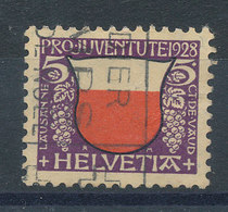 Suisse  N°231 Pro Juventute - Switzerland