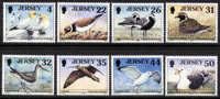 JERSEY : 11/08/1998 (**) Set - Seabirds And Waders   ( III ) - Jersey