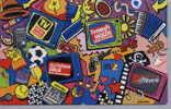 4 German Private Cards/4 Cartes Privées Allemandes - Puzzles