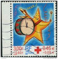 Pays : 189,07 (France : 5e République)  Yvert Et Tellier N° : 3288 A (o) Du Carnet - Gebraucht