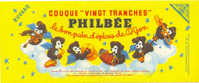 BUVARD :  PHILBEE - Gingerbread