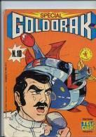 Spécial Goldorak éditions Télé Guide N°10 - Mangas