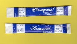 "2 Buchettes Sucres ""Disneyland Resort Paris"" (R/V) 2006 - Sugars"