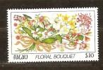 Palau 1988 Yvertn° 210 Michel N° 229*** MNH Fleurs Flowers Bloemen Cote  28,50 Euro - Palau