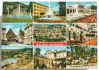 D 1366 - Weltbad Kissingen - Farb. Mehrbildkarte, Um 1988 Gelaufen - Bad Kissingen