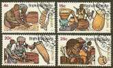 BOPHUTHATSWANA 1979 CTO Stamp(s) Beer Brewing 37-40 #2569 - Beers