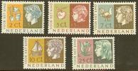 NEDERLAND 1953 OMP Zegel(s) Kind 631-635  #95 - Period 1949-1980 (Juliana)