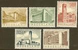 NEDERLAND 1955 OMP Zegel(s) Zomer 655-659  #119 - Unused Stamps
