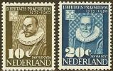 NEDERLAND 1950 OMP Zegel(s) Leidsche Universiteit 563-564 #666 - Period 1949-1980 (Juliana)