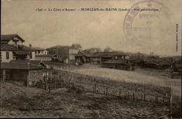 40 Mimizan - 1346 - La Côte D'Argent - MIMIZAN-les-BAINS (Landes) - Vue Panoramique - Cpa - Mimizan