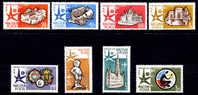 HONGRIE - Yvert - Poste Aérienne - 198/205** ( Les 200 Et 204 Sont *) - Cote 7.95 € - APEC