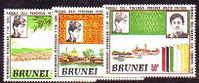 193  Brunei: Himmah Wal-waqar  YT161/3 - Brunei (1984-...)