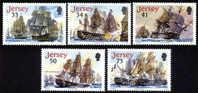 JERSEY : 21/10/2005 (**) Set + Bloc - Battle Of Trafalgar - Jersey