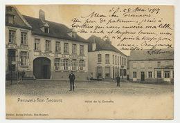 Peruwelz. Bon Secours. Hotel De La Cornette - Belgique